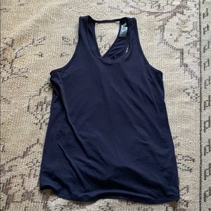 Athleta tie back tank